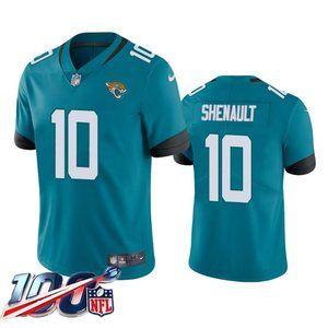 Jacksonville Jaguars Laviska Shenault Teal Jersey